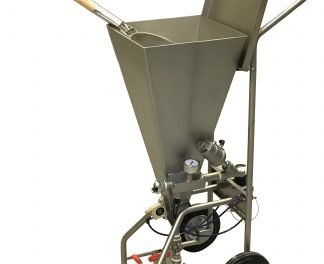 CO2 Mix additiver system